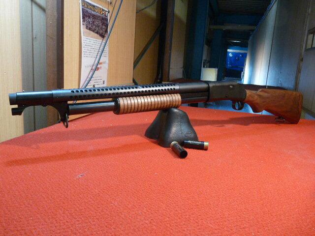 タナカ モデルガン ウインチェスター M1897 トレンチガン Ver2【スマホエントリーでポイント10倍】