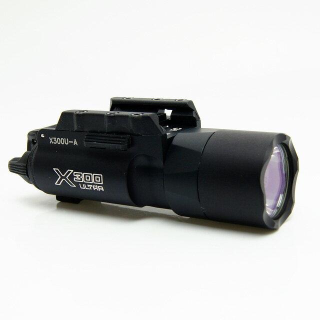SUREFIRE X300ウルトラタイプLEDフラッシュライト(129)