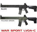 KRYTAC(クライタック)WARSPORT LVOA-C BK(WAR SPORT社正式ライセンス商品)カラー:ブラック