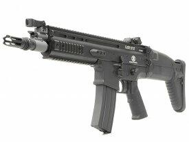 CyberGun 電動ガン 正規ライセンス FN SCAR-L BK 【あす楽】【店内全品10%オフクーポン】