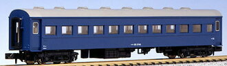 Is going to resell it March, 2019; KATO (Cato) 5127-4 [N] オハ 35 blue postwar form railroad model