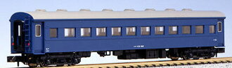 Is going to resell it March, 2019; KATO (Cato) 5128-4 [N] オハフ 33 blue postwar form railroad model