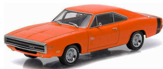 GREENLIGHT 1/43 1970 dajjichaja R/T-HEMI Orange
