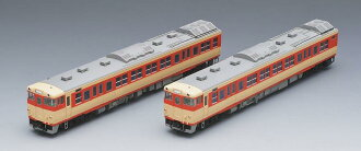 TOMIX (トミックス) [N] 98027 Japanese National Railways キハ 66.67 form diesel car set railroad model