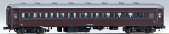Is going to resell it June, 2018; KATO (Cato) 1-512 [HO] オハ 35 tea railroad model