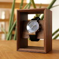 腕時計スタンドで見せる収納!ナチュラル系インテリアに似合う木製ウォッチスタンドでおしゃれなのは?