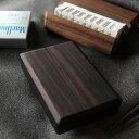 ■【プレミアムモデル:黒檀】アイコス ヒートスティック専用木製ケース「IQOS HeatSticks Case BOX-IN(黒檀)」iQOS…