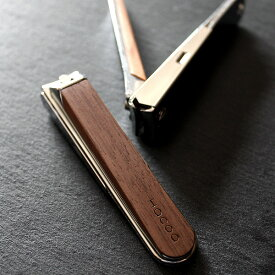■「Nail Clippers(爪きり)」爪切り ツメキリ ネイル ニッパー 高級 日本製 匠の技 名入れ可 木製 おしゃれ ギフト