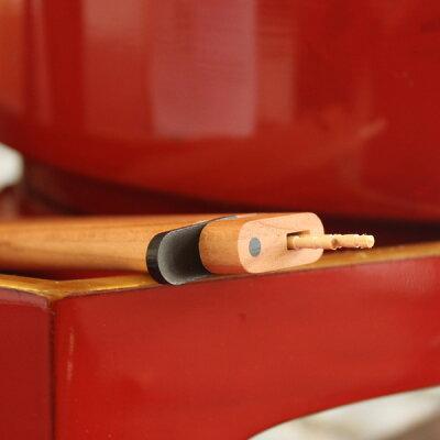 ■携帯爪楊枝入れ・つまようじケース「ToothpickHolder黒檀」