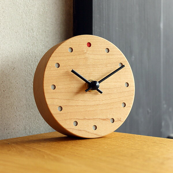 ■木製時計・クロック「Wall Clock Mini」