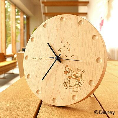 ■【ミッキー】ディズニーキャラクターの壁掛け・置き時計