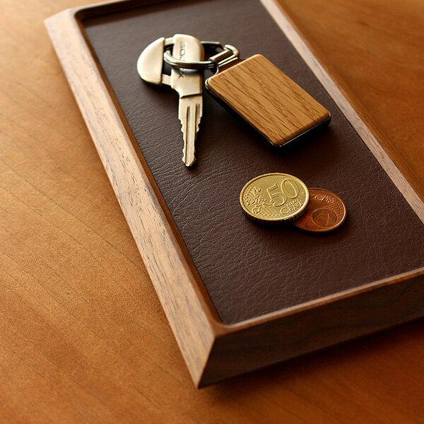 ■銘木を使用した高級感ある木製トレイ「Luxury Tray」