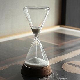 ■【3分用】「Hacoa Sand Timer 3minutes」3分 砂時計 かわいい おしゃれ シンプル ナチュラル 北欧 木製 ギフト プレゼント 日本製 インテリア