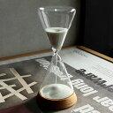 ■【5分用】「Hacoa Sand Timer 5minutes」5分 砂時計 かわいい おしゃれ シンプル ナチュラル 北欧 木製 ギフト プレ…