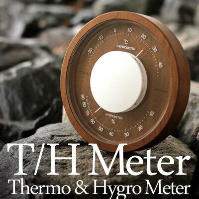 ■室温 湿度計「T/H Meter」サーモメーター