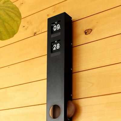 ■【+L】壁掛けフリップ時計「FLIP CLOCK WALL TYPE」
