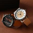 ■【ペア】ステンレス削り出しケースに銘木を使用した腕時計「WATCH 2200 ギフトセット」ウォッチ 木製 ウッド メンズ…