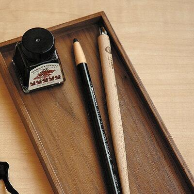 ■木製ペントレー「モジュールトレイ」