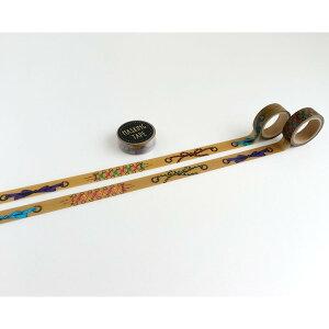マスキングテープ リボン Ribbon ×4個セット