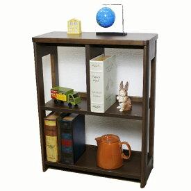 イトーキ 書棚 本棚 木製 セレクトワンセレクトワン プレミアムクラス シェルフ 高さ76cm ナラ材  TD-R56 ダーク色