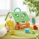 木のおもちゃ 知育玩具 あそびのおうち エドインター 出産祝い 1歳 2歳 3歳 誕生日 プレゼント 型はめ 積み木 パズル