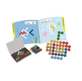 エドインター 知育玩具 パズル 4歳 5歳 6歳 誕生日 プレゼント 智脳ビーズ