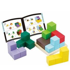 エドインター 賢人パズル 脳トレ おもちゃ 知育玩具 3歳 4歳 5歳 6歳 木のおもちゃ 誕生日プレゼント