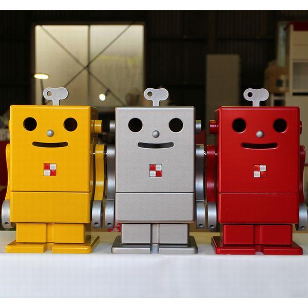 ピコ PICO 収納ロボ 小さいロビット ロボット 収納 入学祝 小物入れ スマホ立て 子供部屋 インテリア