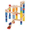 マーブルランコンストラクション 木のおもちゃ 5歳 6歳 知育玩具 goki ゴルネスト&キーゼル