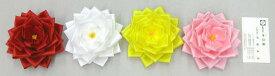 式典用リボン記章(胸章 徽章) 大リボンバラ 花のみ 【あす楽対応】