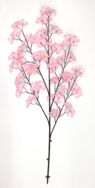造花 大桜大枝 5本セット