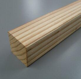 杉上小節 木材 面取材、4面プレーナー加工約27x27x1000厚みx幅x長さ(ミリ)約0.34kg2カットまで無料、3カット目から有料 ※縦割りカット不可