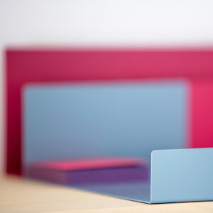Color Object CARLO カラーオブジェクト カルロ Perrocaliente ペロカリエンテ【トレー スタンド ブックスタンド ブックエンド 卓上 オフィス デスク 日本製 レターラック 北欧 テイスト タブレット