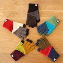 エヴォログ EVOLG スマホ用 手袋 TORI-CO2【スマホ手袋 スマホ対応 スマートフォン対応 防寒 ニット メンズ レディー…