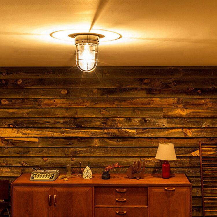 間接照明 寝室 おしゃれ シーリングライト 1灯 モアナ [MOANA]BBS-045 |照明器具 かわいい 可愛い 北欧 ナチュラル インテリア ライト スポットライト スタンド LED 電気 船舶 照明 マリンランプ 新生活】