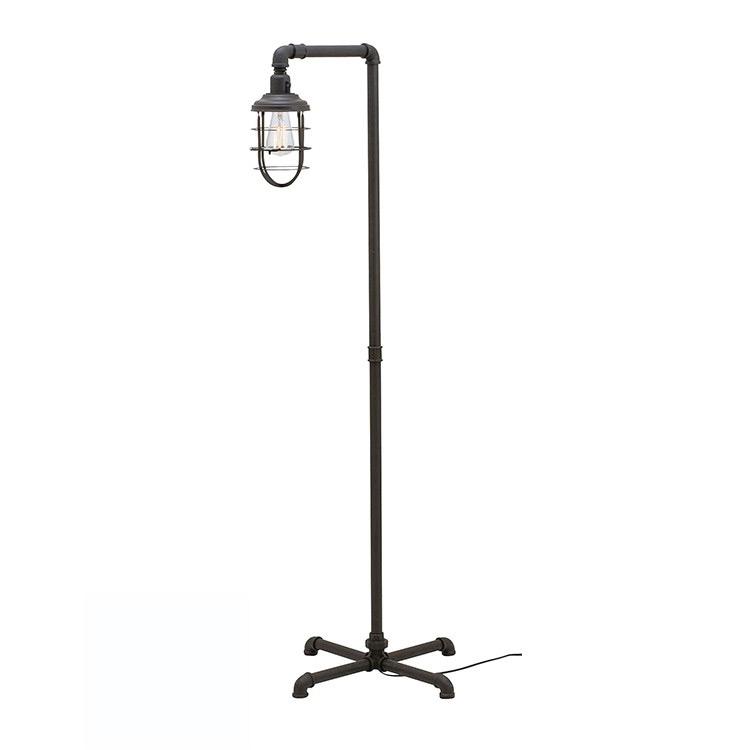 【送料無料】フロアライト 1灯 コーゼル -ビスクト-[KOSEL -BESKYT- FLOOR LAMP]LT-1669 インターフォルム フロアランプ 間接照明 led スチール レトロ 北欧 寝室 おしゃれ かわいい インテリア フロア ライト フロアスタンド 照明器具 スタンドライト