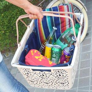 【2点以上で送料無料】マハロバスケット エコバッグ【選べる16色 かわいい おしゃれ レジカゴ 買い物かご 洗濯かご 洗濯カゴ 洗濯もの入れ 雑貨 インテリア雑貨 かごバッグ レジャー 買い物