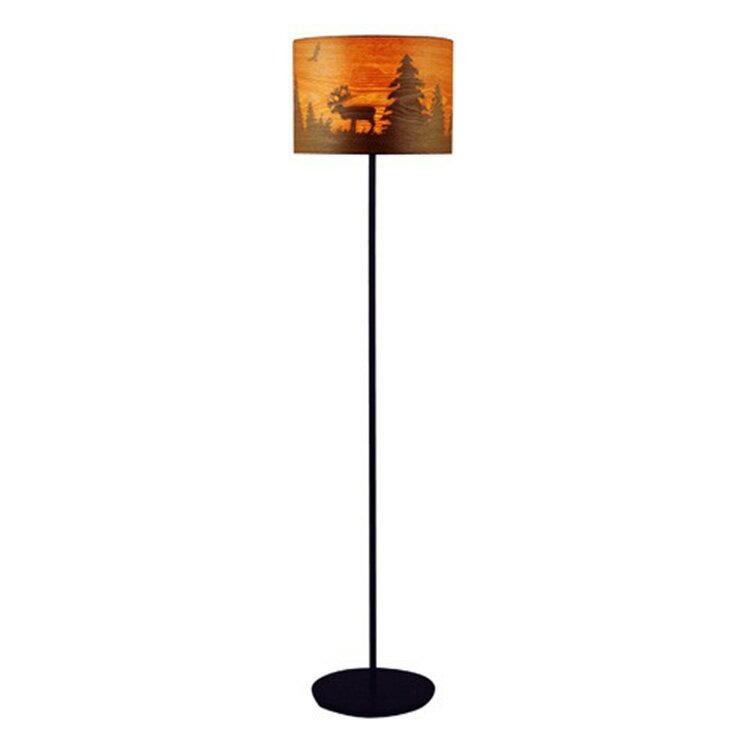 【ポイント10倍】フロアスタンド Grimm F (グリム F) YFL-360【ユーワ youwa 間接照明 寝室 ベッドルーム スタンドライト フロアライト 照明器具 照明 和風 和室 北欧 テイスト 子供部屋 照明 おしゃれ リビング用 居間用 一人暮らし 電気 インテリアライト】