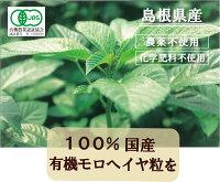 島根県産100%無農薬モロヘイヤ