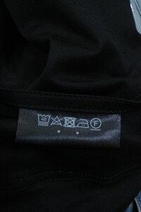 【全品対象20%OFFクーポン】メンズjunhashimotoジュンハシモト1071910029VPOCKETPANTS5ポケットパンツ[BLACK]正規通販