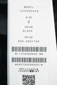 メンズjunhashimotoジュンハシモト1032020003SCLASSICJACKET&??PANTSセットアップ[BLACK]正規通販