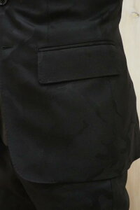 メンズjunhashimotoジュンハシモト1032020003CLASSICJACKETクラシックジャケット[BLACK]正規通販