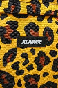 メンズXLARGEエクストララージ101204053001LEOPARDSHOULDERBAGレオパードショルダーバッグ正規通販