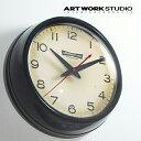 ARTWORKSTUDIO(アートワークスタジオ):Franklin-clock(フランクリンクロック)時計/掛け時計/壁掛け時計/ウォールクロック/インテリア/ビンテージ/モダン/西海岸/リビング/ダイニング/送料無料/TK-2071