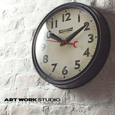 ARTWORKSTUDIO(アートワークスタジオ):Engineered-clock(エンジニアードクロック)