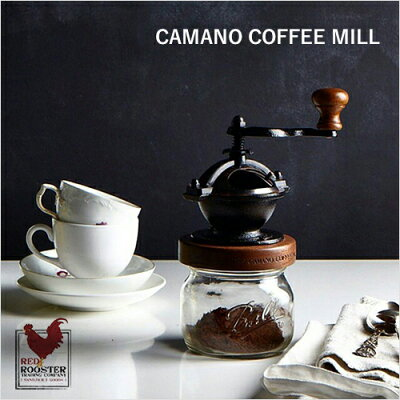 REDROOSTERTRADINGCOMPANY:CamanoCoffeeMill(カマノコーヒーミル)