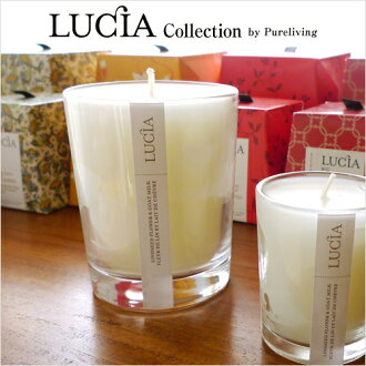 moment heureux Rakuten Global Market LUCIA candles regular