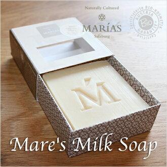 MARIAS メアミルクソープ (마 유 비누) (100 개 그램)