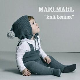 【全4色】MARLMARL マールマール:ニット帽【包装.のし.メッセージ無料】ぼうし/ボンネ/出産祝い/誕生日祝い/ベビー/キッズ/女の子/男の子/ギフト/プレゼント