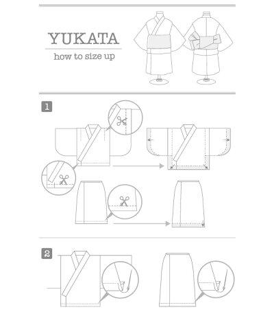 MARLMARL(マールマール):yukataのサイズ直しについて